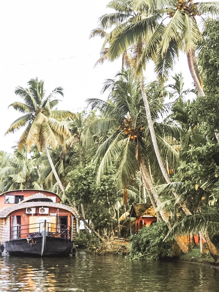 alleppey india houseboat
