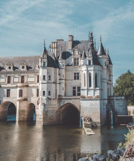 france castle chenonceau