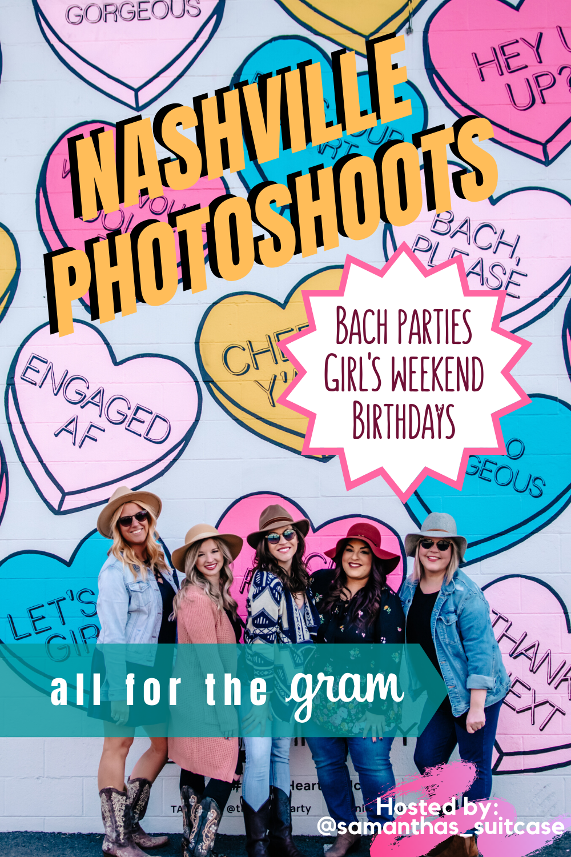 NASHVILLE PHOTOSHOOTS